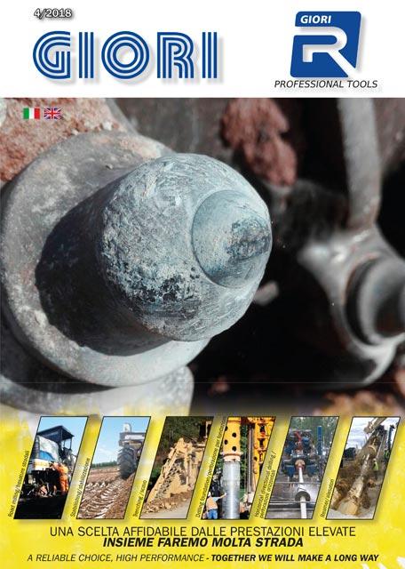 Copertina Catalogo Picchi 4/2018 Giori Ricambi